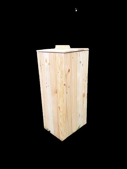 Poubelle-50-litres-bois-de-palettes